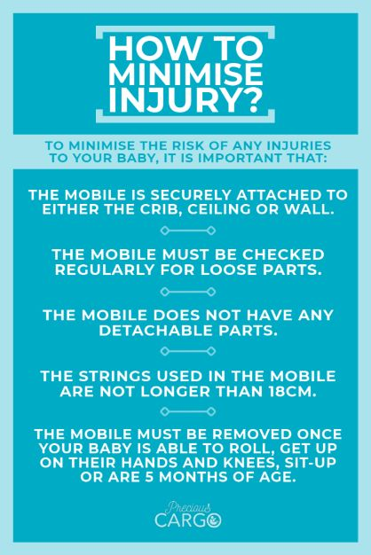 HOW TO MINIMIZE INJURY FROM A MOBILE