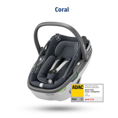 maxi cosi coral adac safety ratings