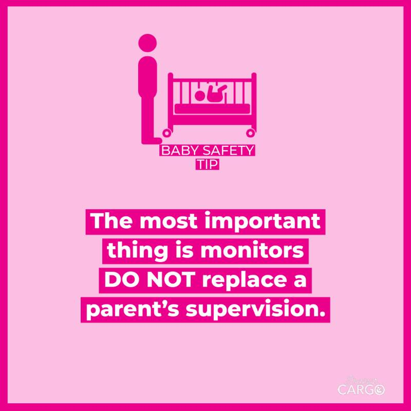 monitors do not replace supervision