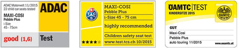 pebble pro adac safety rating