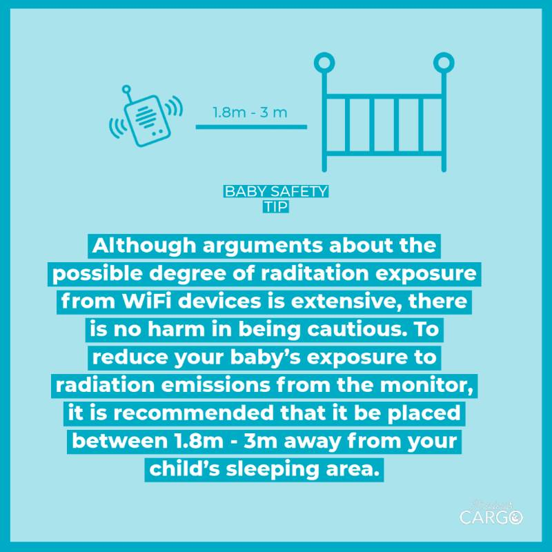 do monitors give off radiation