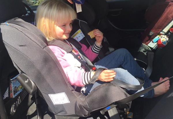Why Rear Facing Car Seats Are the Safest