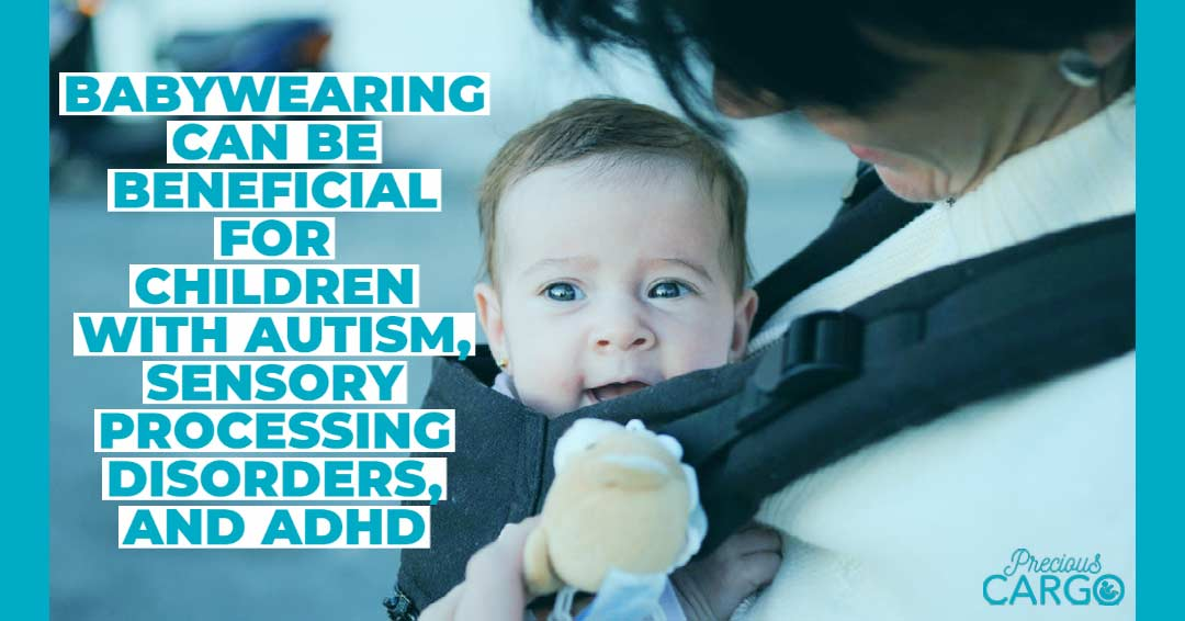 Babywearing and kids with special needs