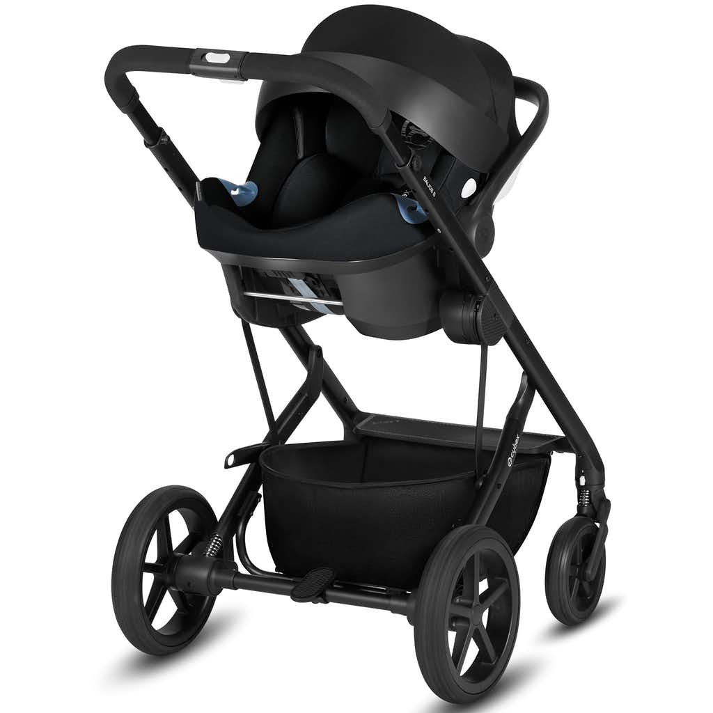 cybex aton m with stroller