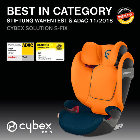 Cybex Solution S-fix ADAC