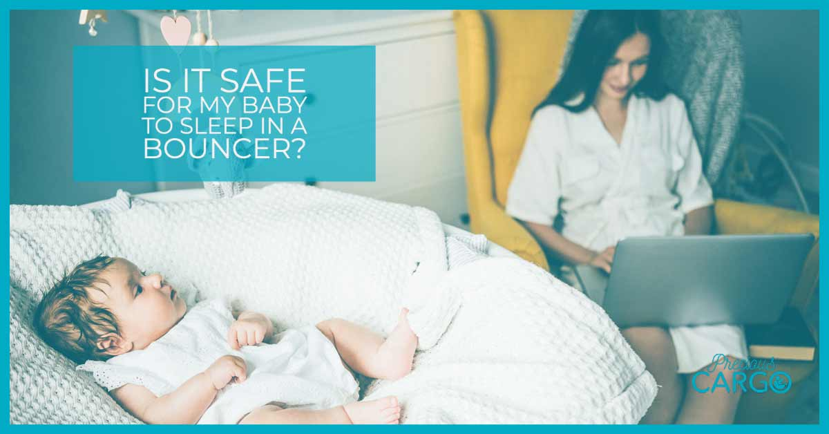 is it safe for my baby to sleep in a bouncer?
