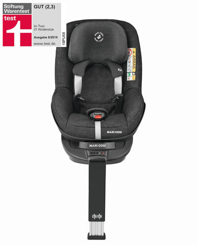 Maxi Cosi Pearl Smart safety rating