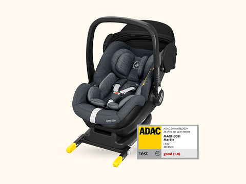 maxi cosi marble adac safety rating