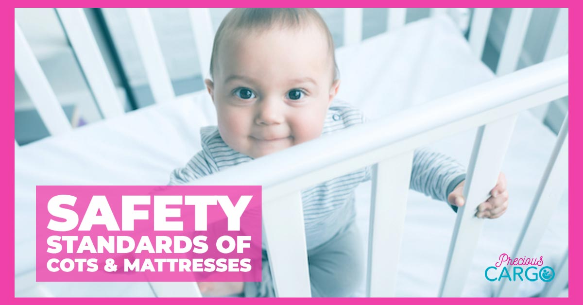 Safety standards of cots and mattresses