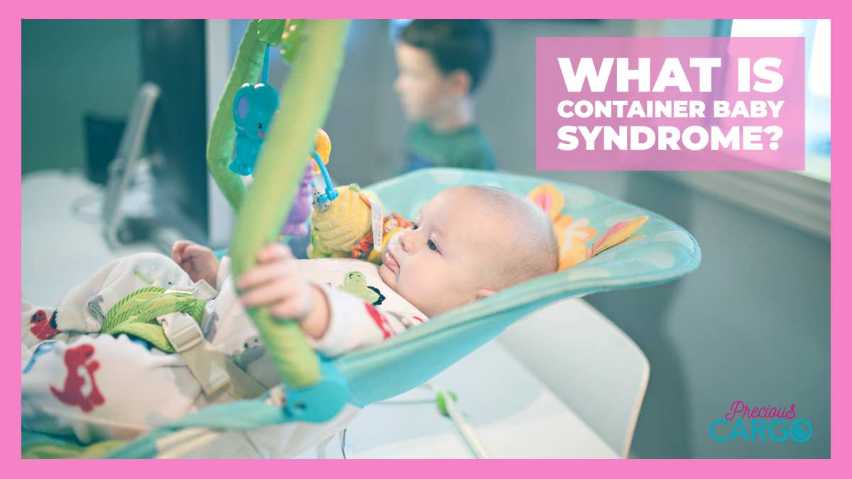 What is baby container syndrome