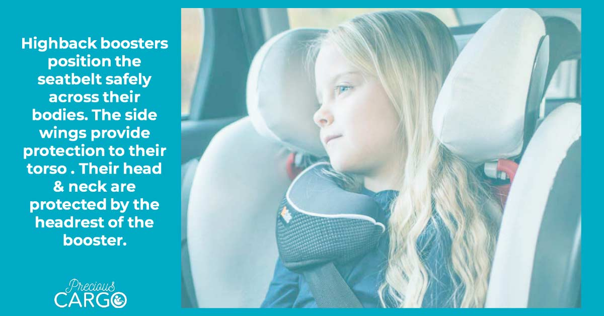 why do children need booster seats?