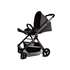 ALFA KIDS DELUXE STROLLER AND PEBBLE PRO