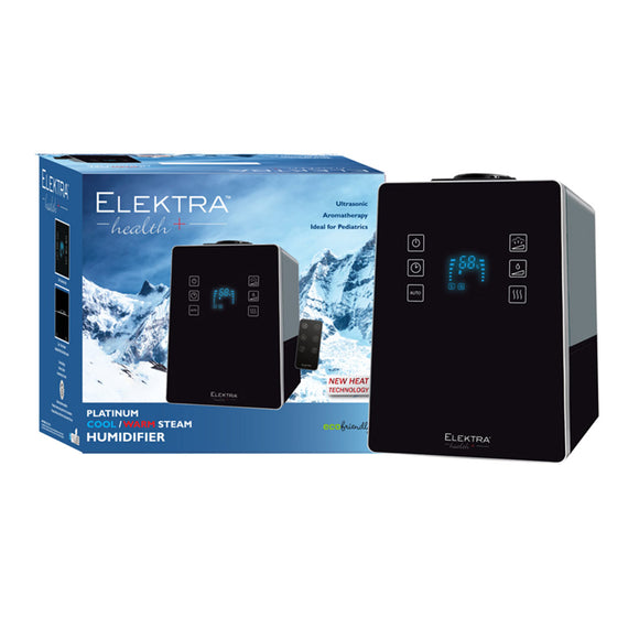 ELEKTRA PLATINUM COOL/WARM MIST HUMIDIFIER