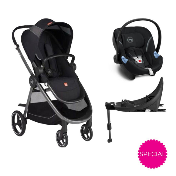GB BELI 4 3-in-1 TRAVEL SYSTEM SPECIAL
