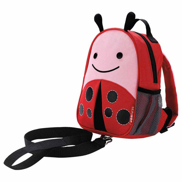 SNUGGLETIME TODDLER BACKPACK WITH STRAP