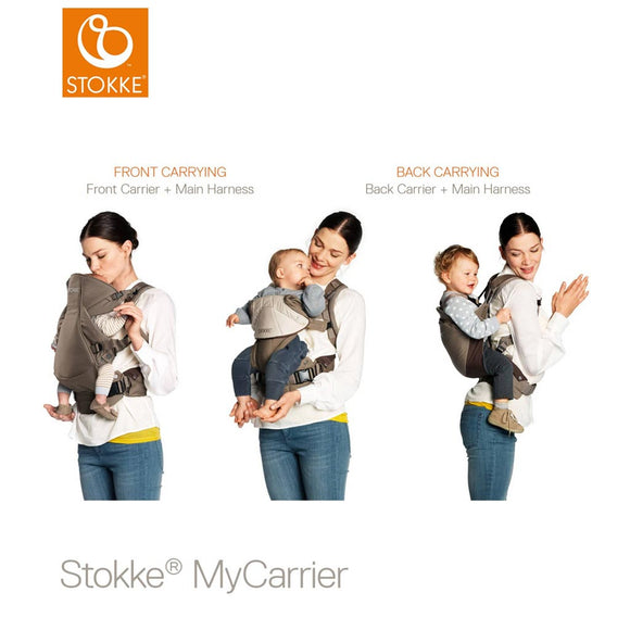 STOKKE® MY CARRIER™ FRONT AND BACK CARRIER