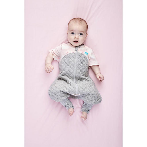 LOVE TO DREAM SLEEP SUIT ORIGINAL 1.0 TOG (PINK)
