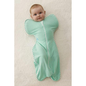 LOVE TO DREAM SWADDLE UP LITE 0.2 TOG (MINT GREEN)