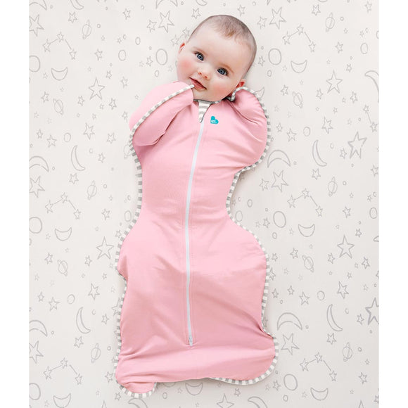 LOVE TO DREAM SWADDLE UP ORIGINAL 1.0 TOG (PINK)
