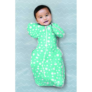 LOVE TO DREAM SWADDLE UP DESIGNER 1.0 TOG (AQUA)