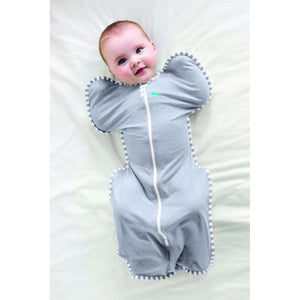 LOVE TO DREAM SWADDLE UP LITE 0.2 TOG (GREY)