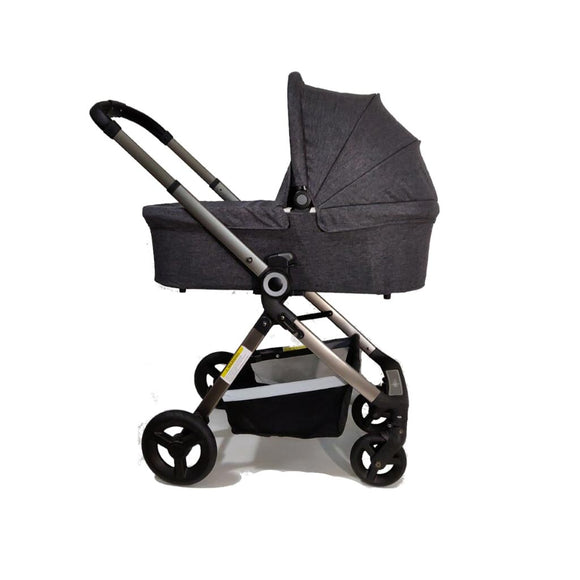 ALFA KIDS DELUXE 2-IN-1 STROLLER AND CARRY COT