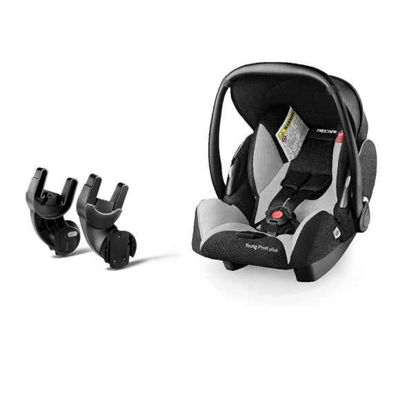 RECARO CITYLIFE YOUNG PROFI PLUS ADAPTERS