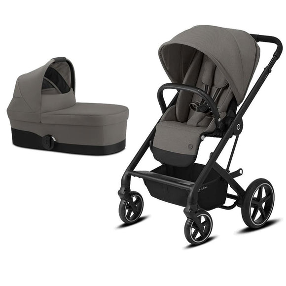CYBEX BALIOS S LUXE WITH COT S