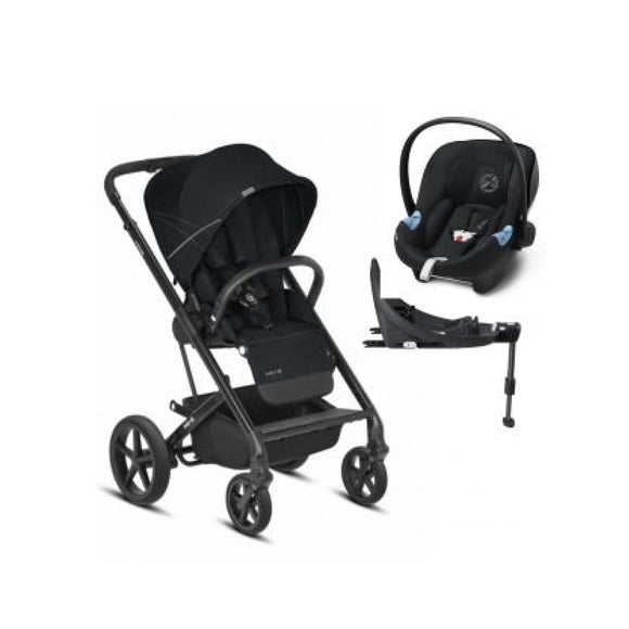 CYBEX BALIOS S 3-IN-1 TRAVEL SYSTEM WITH ISOFIX BASE