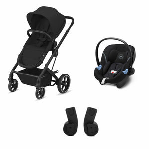 CYBEX BALIOS S LUXE 2-IN-1 TRAVEL SYSTEM