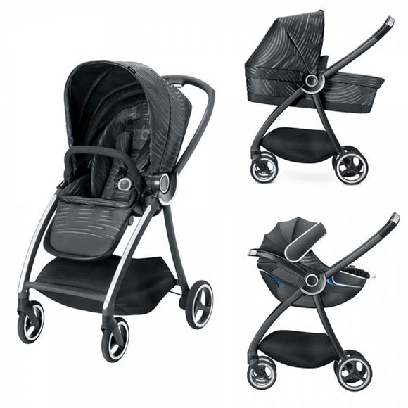 GB MARIS PLUS 3-IN-1 TRAVEL SYSTEM