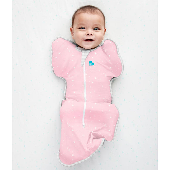 LOVE TO DREAM SWADDLE UP LITE 0.2 TOG (PINK)