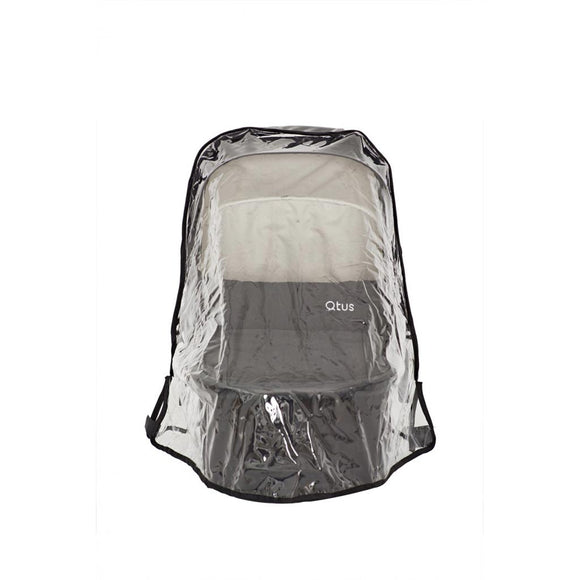 QTUS SPIDER CARRY COT RAIN COVER