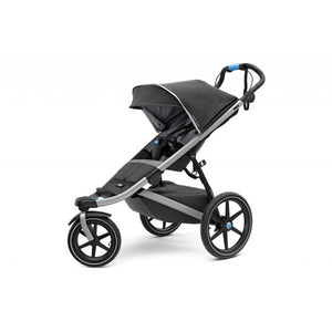 THULE URBAN GLIDE 2 WITH BASSINET, MAXI COSI PEBBLE PRO AND FAMILYFIX3