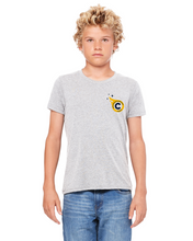 Bella + Canvas Youth Jersey Short-Sleeve Tee