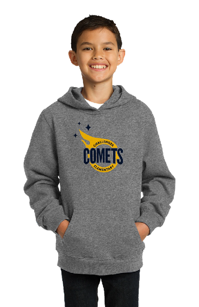 Sport-Tek® Youth Pullover Hooded Sweatshirt