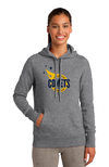Sport-Tek® Ladies Pullover Hooded Sweatshirt