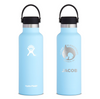 Hydro Flask Standard Mouth 18oz Water Bottle
