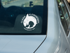 "5"" Car Window Sticker"