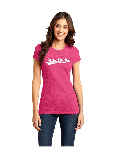 District Women's Fitted Very Important Tee