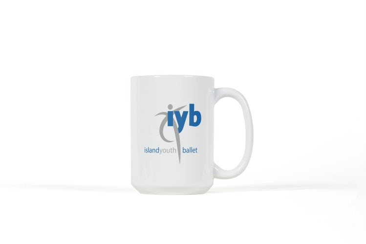IYB I5oz Ceramic Coffee Mug