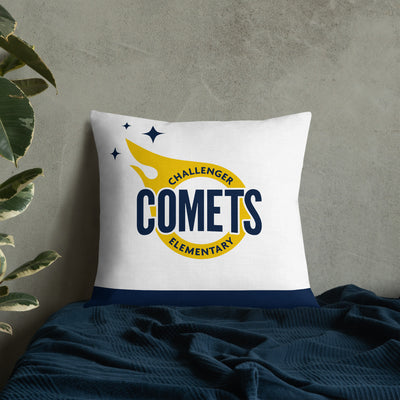 Comets Premium Pillow