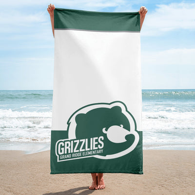 "GRE 60"" Bath/Beach Towel"