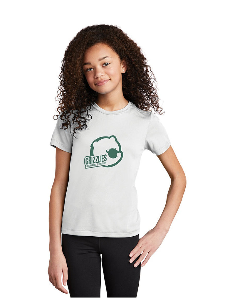 Sport-Tek Youth Posi-UV™ Pro Tee