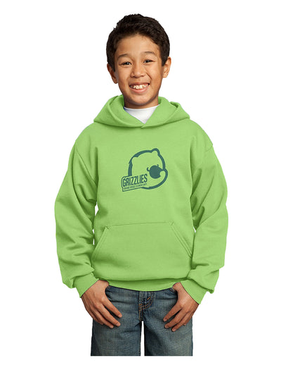 Port & Company Youth Core Fleece Pullover Hoodie