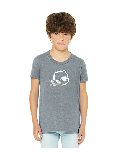 BELLA+CANVAS  Youth Jersey Short Sleeve Tee