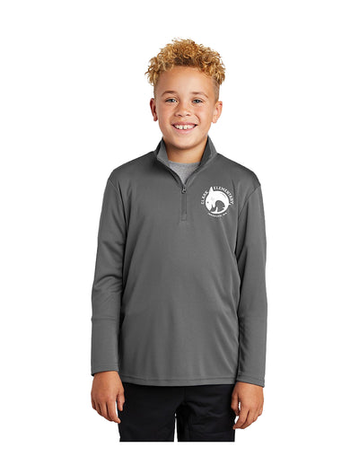 Sport-Tek PosiCharge Competitor 1/4-Zip Pullover (Youth)