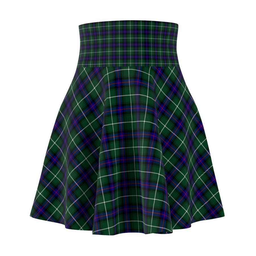 27b2044bc5 Macdonald of The Isles Hunting Modern Tartan Women s Skater Skirt