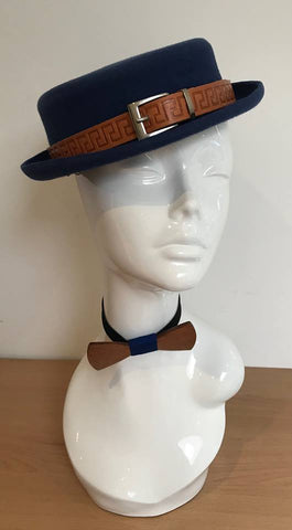 Mary Goodman - Patore' UK - Wooden Bow Ties