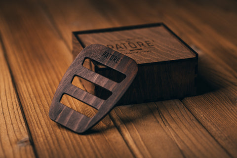 SquareHero - Patore' UK - Wooden Bow Ties